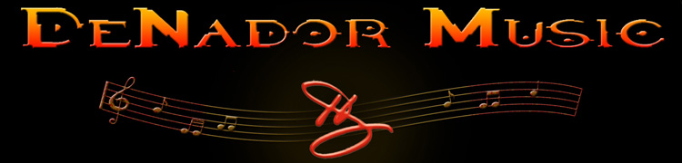 DeNador Music Home Page
